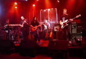 LZ-129 Led Zeppelin Tribute gig at the Pacific Rock Bar-Concert in Cergy, France