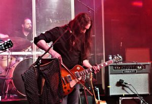 Nicklaus/LZ-129 Led Zeppelin Tribute gig at the Pacific Rock Bar-Concert in Cergy, France